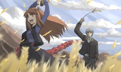 аниме - Spice and Wolf II OVA