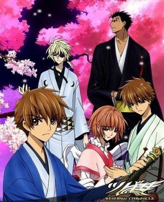 аниме - Tsubasa Shunraiki