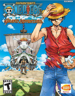 игра - One Piece: Grand Adventure PC