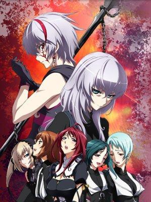 аниме - Seikon no Qwaser TV-2