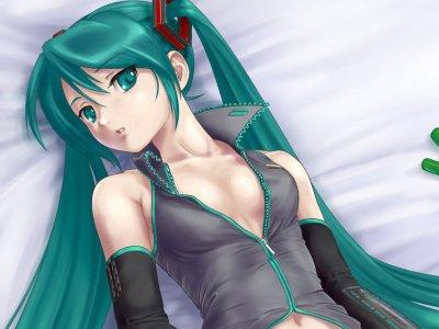Обои - Vocaloids